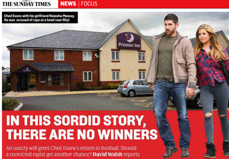 Ched Evans picture
